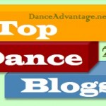 A Dance I Can't Do Alone: Winning the Top Dance Blogs Contest