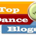 Vote for This Blog in Round 2 of the Best Dance Blogs Contest!
