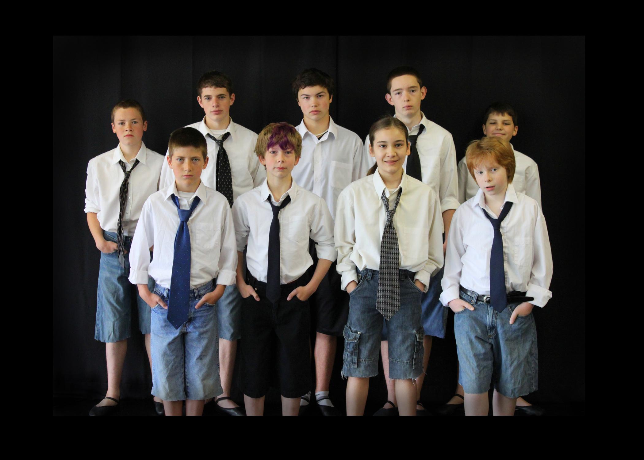 GuysBallet centralia boys