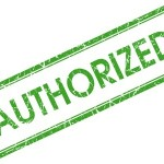 authorized to blog
