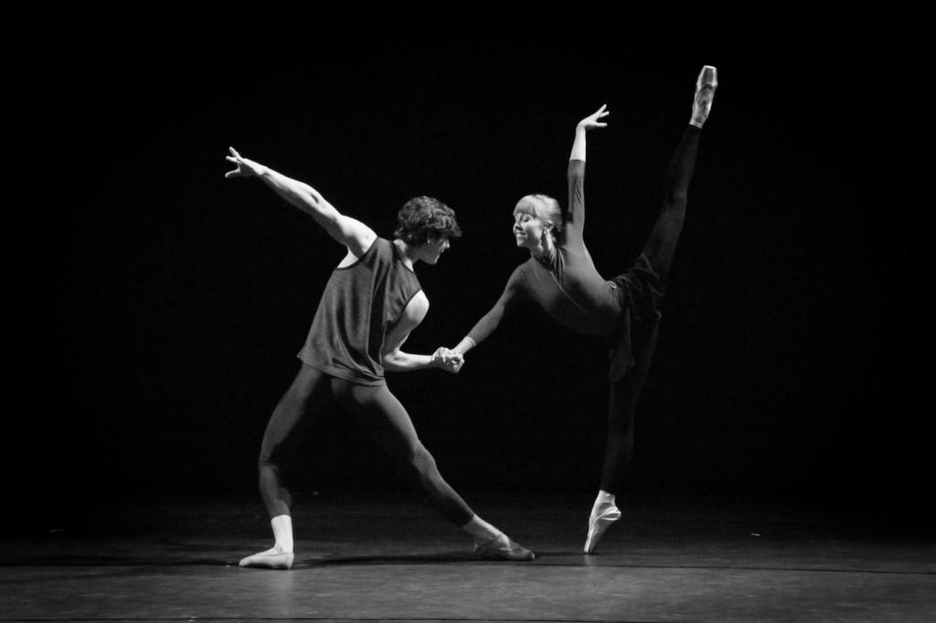 Julian Lacey, Chantelle Kerr - Neue Suite - Paris - Foto Ian Whalen (IMG_2175)