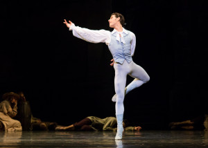 young male ballet dancers